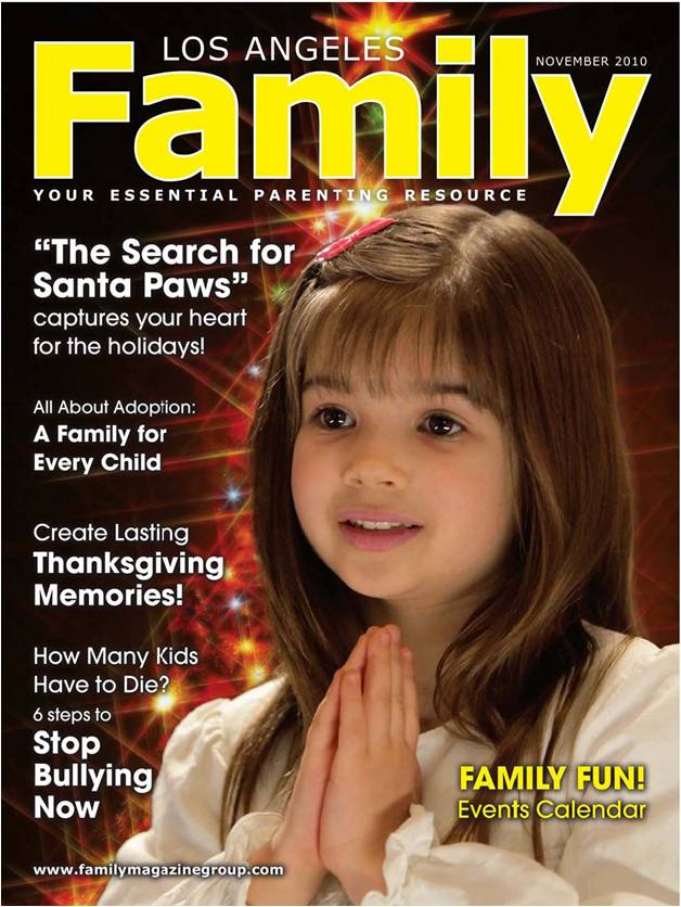 kaitlyn_lafamily_cover_november2010
